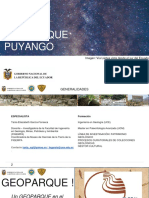 Geopark Puyango Colombia