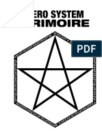 Hero System 6th - Grimoire