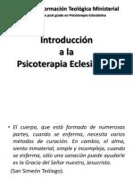 introducion a la psicoterapia eclesiastica