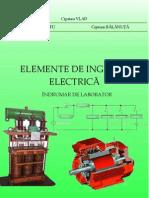 Elemente de Inginerie Electrica Indrumar de Laborator
