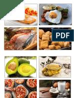 Gambar zat makanan