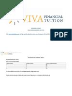 VIVA Questions (Mock-1)