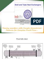 IIT delhi heat exchanger