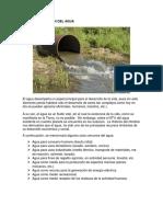 Contaminates del agua