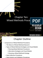 Kinds of Mixed-method