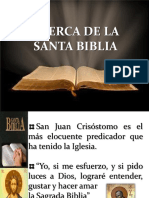 1 Santa Biblia