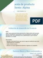 producto alpina