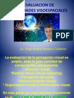 Evaluación de habilidades visoespaciales