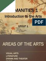 Arts Appreciation PPT