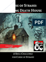 Escaping death house