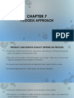 Chapter 7 Process Approach