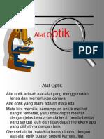 Bab Alat Optik