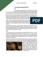 """Análisis cinematográfico de """"Los amores imaginarios"""""""