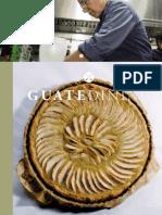 Colaboración en la revista Guatedining - Edición 49 - Octubre 2019