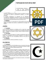 Símbolos Religiosos Del Perú