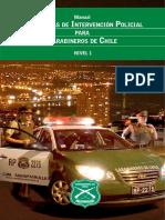 Manual Tecnicas Intervencion Policial