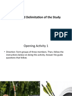 C2L5scope and Delimitation of the Study