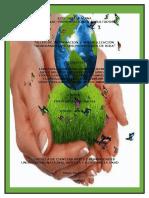 Ecologia  humana trabajo final