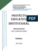 Pei Escuela de Republica de Honduras