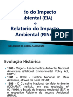 Estudo Do Impacto Ambiental (EIA)