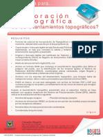 Incorporacion Bogota