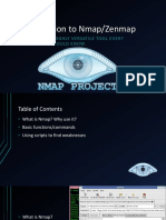 Introduction to Nmap
