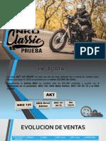 Nueva NKD CLASSIC