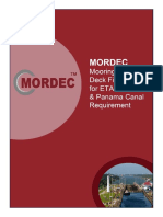 Mordec Deck Fittings Catalogue