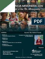 Afiche Misionero 2019