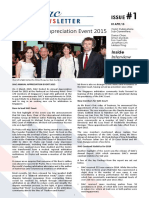 YSIAC Newsletter Issue No.1