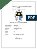 Cuestionario deontología