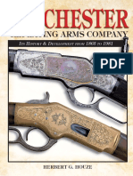 Winchester Repeating Arms Company Its History & Development From 1865 to 1981