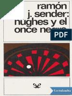 Hughes y el once negro - Ramon J Sender.pdf