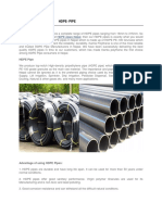 HDPE Pipes in Nepal