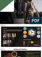 Apalya Technologies Corporate Deck 2019