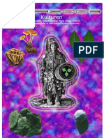 Psilocybin Salvia Divinorum Psychoaktive Pilze, Koka & Kokain Und Die Verwendung in Der en Kultur