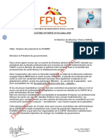 FPLS Courrier Thierry Santa