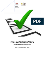 Examen Diagnóstico 19-20
