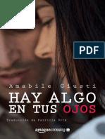 Amabile Giusti - Hay Algo en Tus Ojos