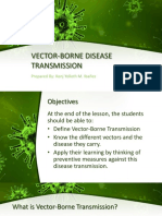 Vector-Borne Disease Ppt Final