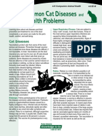 Common Cat Diseases and health problems.pdf