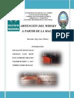 3 Obtencion Industrial Del Whisky