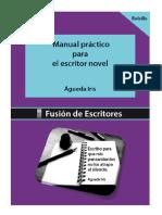 Manual practico para escritores noveles 4