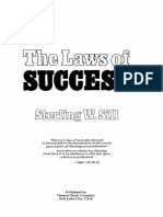 Sill Sterling W. - The Laws of Success