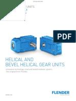 FLENDER Gear Units MD20