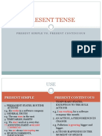 199588043 Present Tense Ppt