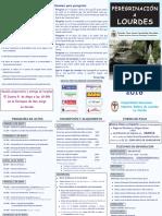 Triptico Peregrinación 2016 PDF