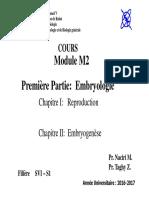 Revisions Du Cours SVI M2 S1 Avec QCEM(1)