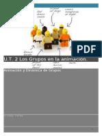 UT 2. Los grupos