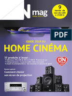 ON mag - Guide Home Cinéma 2019